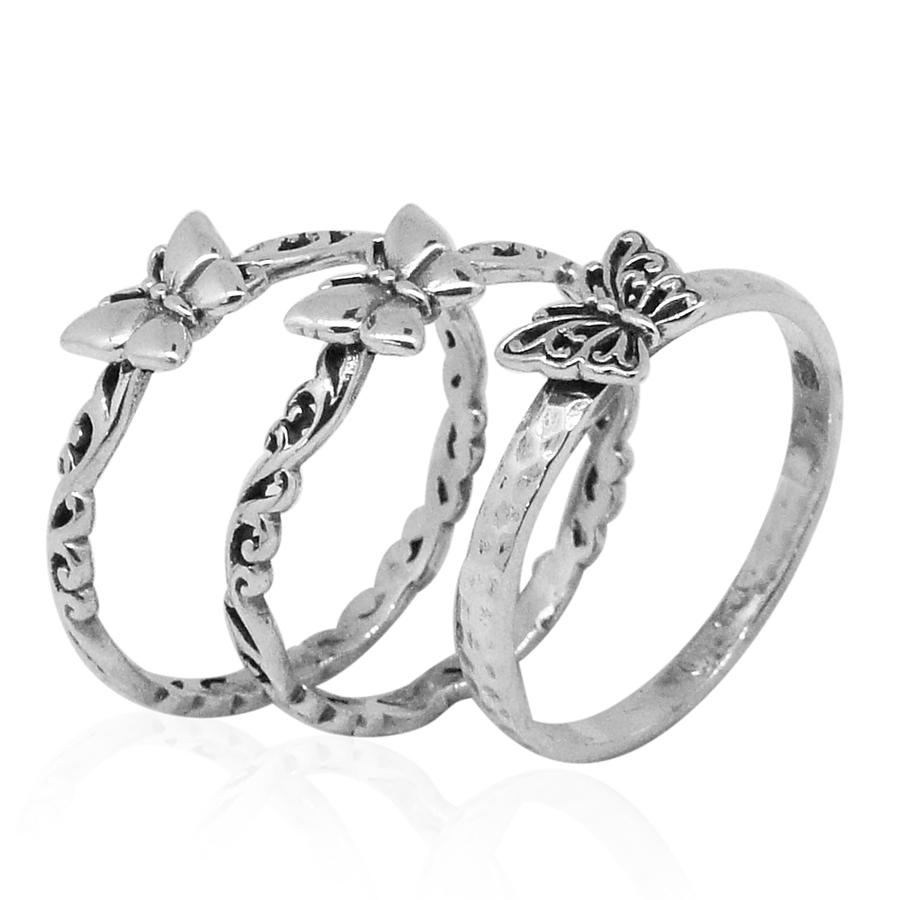 butterfly image oasis crystal the products ring rings product true beautiful