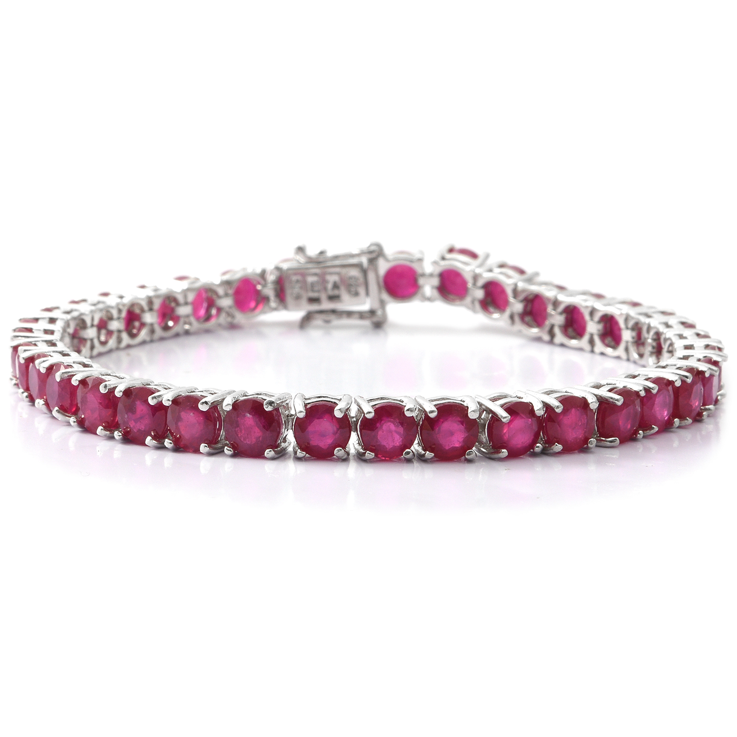 b diamond to bracelets jewelers shop add halo wishlist loading antique bracelet real maddaloni ruby inspired