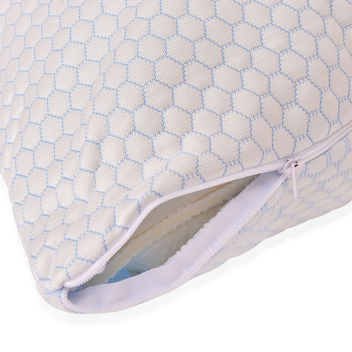 Warm and Cool Memory Foam Pillow