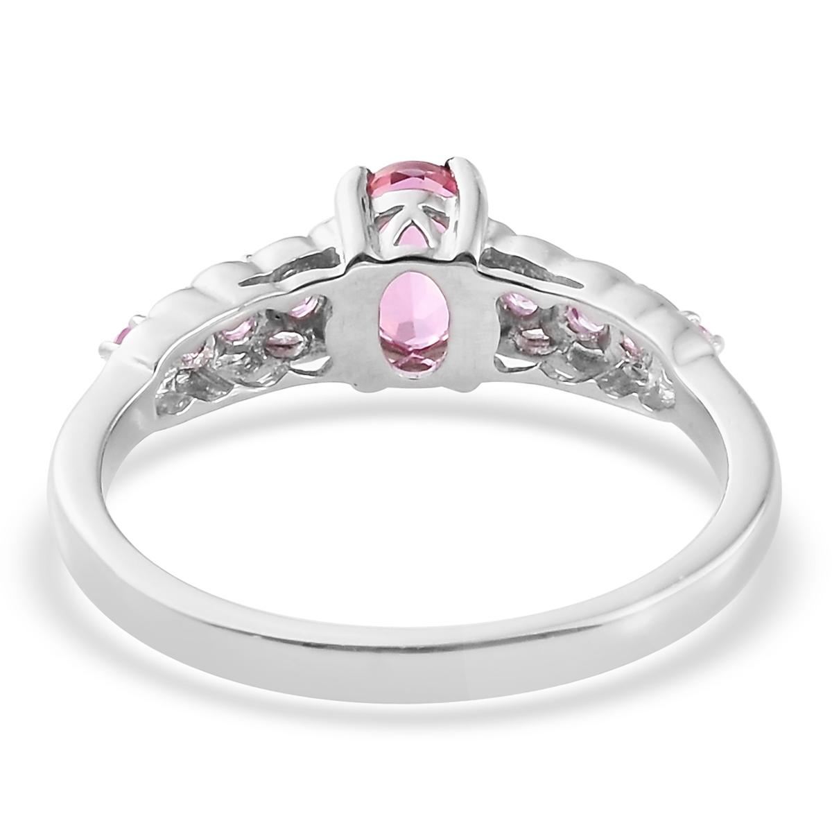 Pink Danburite Rings