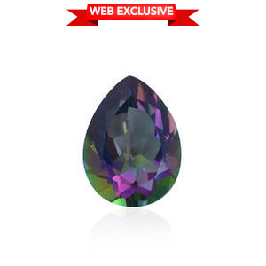 Mystic Quartz (Pear 16x12 mm) TGW 7.00 cts.