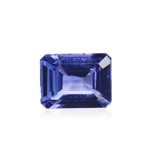 Tanzanite (Oct 3A 8x6 mm) TGW 1.31 Cts.