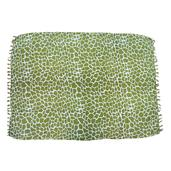 Green Animal Print 100% Rayon Sarong (71x47 in)