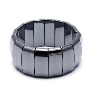 Hematite Bracelet (Stretchable) TGW 725.00 cts.