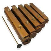 Traditional Wooden Bamboo Music Instrument