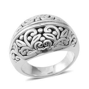 Sterling Silver Ring (Size 7.0)