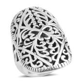 Sterling Silver Ring (Size 5.50)