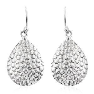 Artisan Crafted Sterling Silver Earrings (5.2 g)