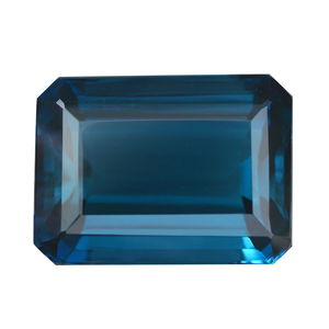 London Blue Topaz (Oct 20x15 mm) TGW 24.45 cts.