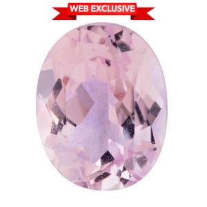 Kunzite Oval 9x7 mm TGW 2.20 cts.