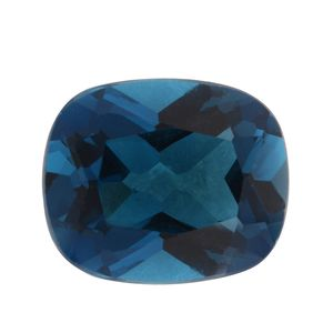 London Blue Topaz (Cush 12x10 mm) TGW 5.25 cts.