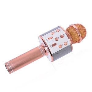 Doorbuster Bluetooth Wireleass Karaoke Microphone (Android\IOS) (Battery-1800mAh)