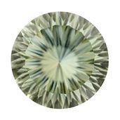 Green Amethyst (Round 16 mm) TGW 9.98 cts.
