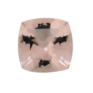 Marropino Morganite (Cush 8x8 mm) TGW 1.55 cts.