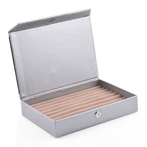 Crater Lake Digital Printed Handcrafted Eco Leatherrite Ring Box (9.5x6.75x1.5 in) (Approx 80 Rings)
