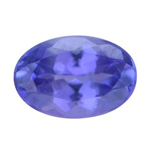 Tanzanite Oval 6x4 mm 3A TGW 0.38 cts.