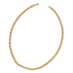 ION Plated YG Stainless Steel Necklace (24 in)