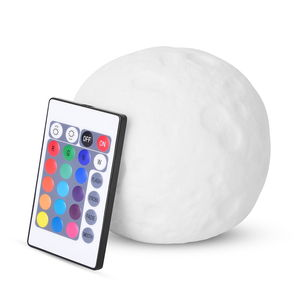LED Moon Light with 24 Keys Remote Control (Requires 3 AAA Batteries)