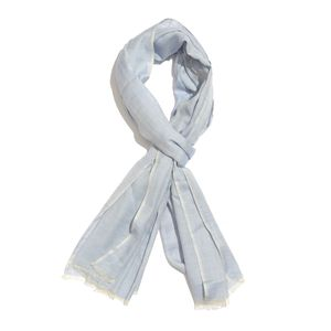 Light Cotton Modal Blend Scarf (28x72 in)