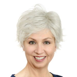 Easy Wear Hair Monique Wig - Silver