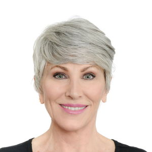 Easy Wear Hair Debbie Wig - Salt & Pepper