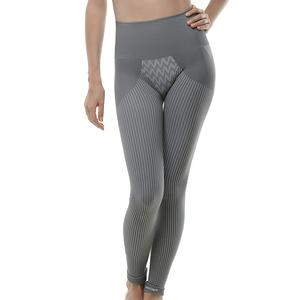 SANKOM-Grey Slimming & Posture Leggings with Bamboo Fibers (Hypoallergenic)-XS/S