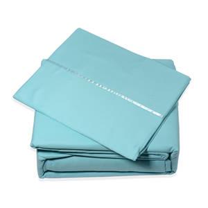 Lexington 2800 Aqua Microfiber 6 Piece Sheet Set (King)