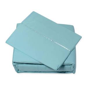 Lexington 2800 Aqua Microfiber 6 Piece Sheet Set (Queen)