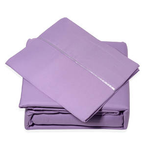 Lexington 2800 Lilac Microfiber 6 Piece Sheet Set (King)