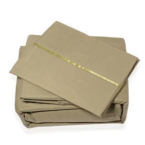 Lexington 2800 Sage Microfiber 6 Piece Sheet Set (King)